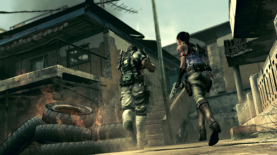 Resident Evil 5 Playstation 3 | 98