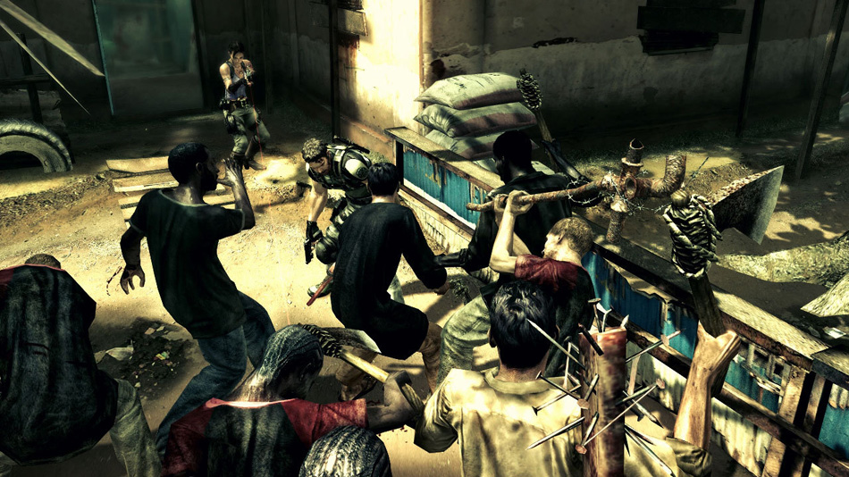Resident Evil 5 Playstation 3 | 99