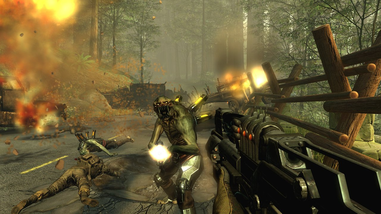 Resistance 2 Playstation 3 | 14