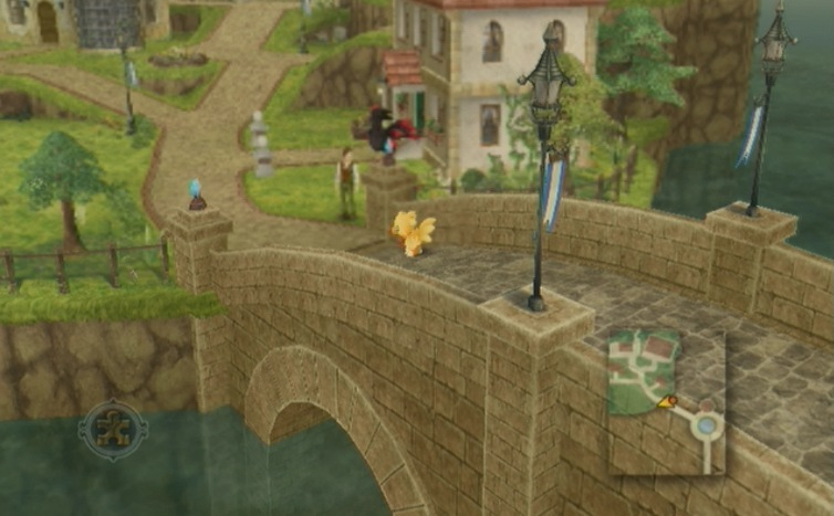 Final Fantasy Fables : Chocobo's Dungeon WII | 11