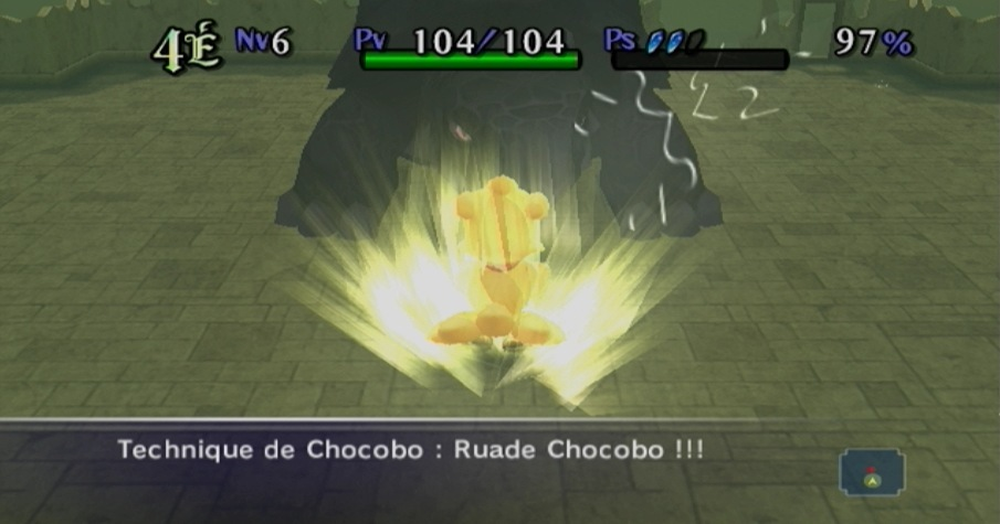Final Fantasy Fables : Chocobo's Dungeon WII | 20