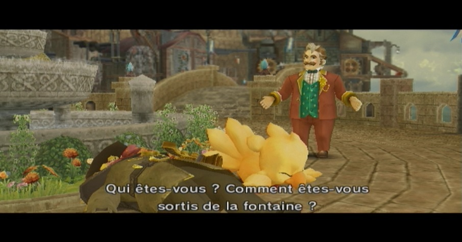 Final Fantasy Fables : Chocobo's Dungeon WII | 4