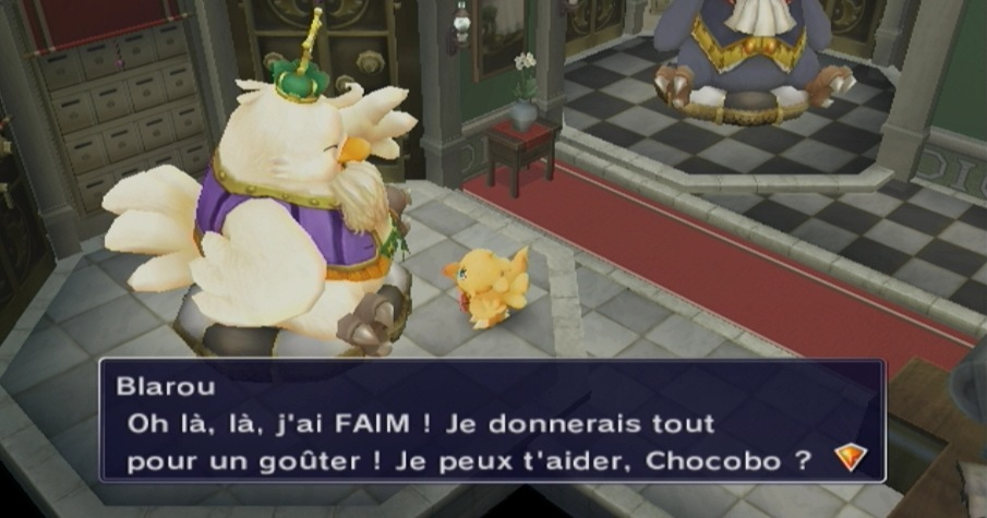 Final Fantasy Fables : Chocobo's Dungeon WII | 5