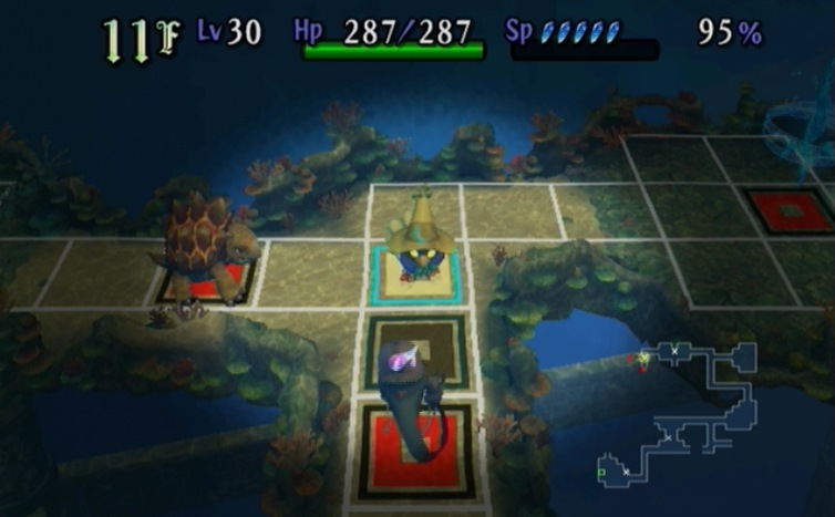 Final Fantasy Fables : Chocobo's Dungeon WII | 9