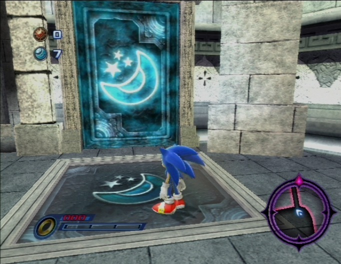 Sonic Unleashed WII | 10