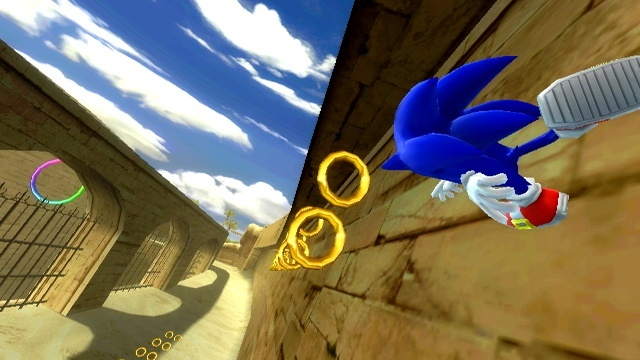 Sonic Unleashed WII | 4