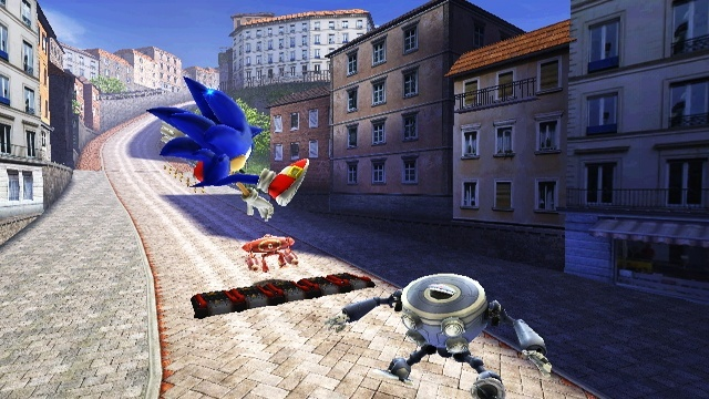 Sonic Unleashed WII | 6