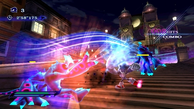 Sonic Unleashed WII | 7