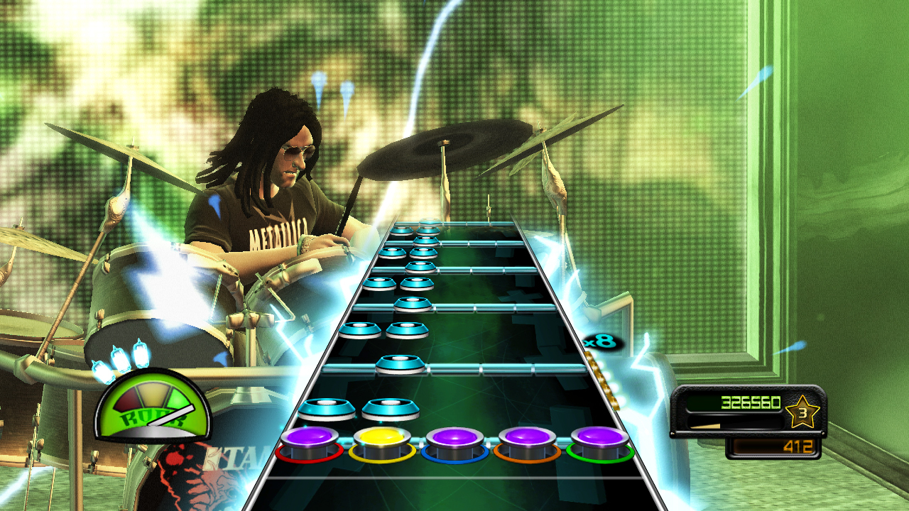 Guitar Hero : Metallica Xbox 360 | 3