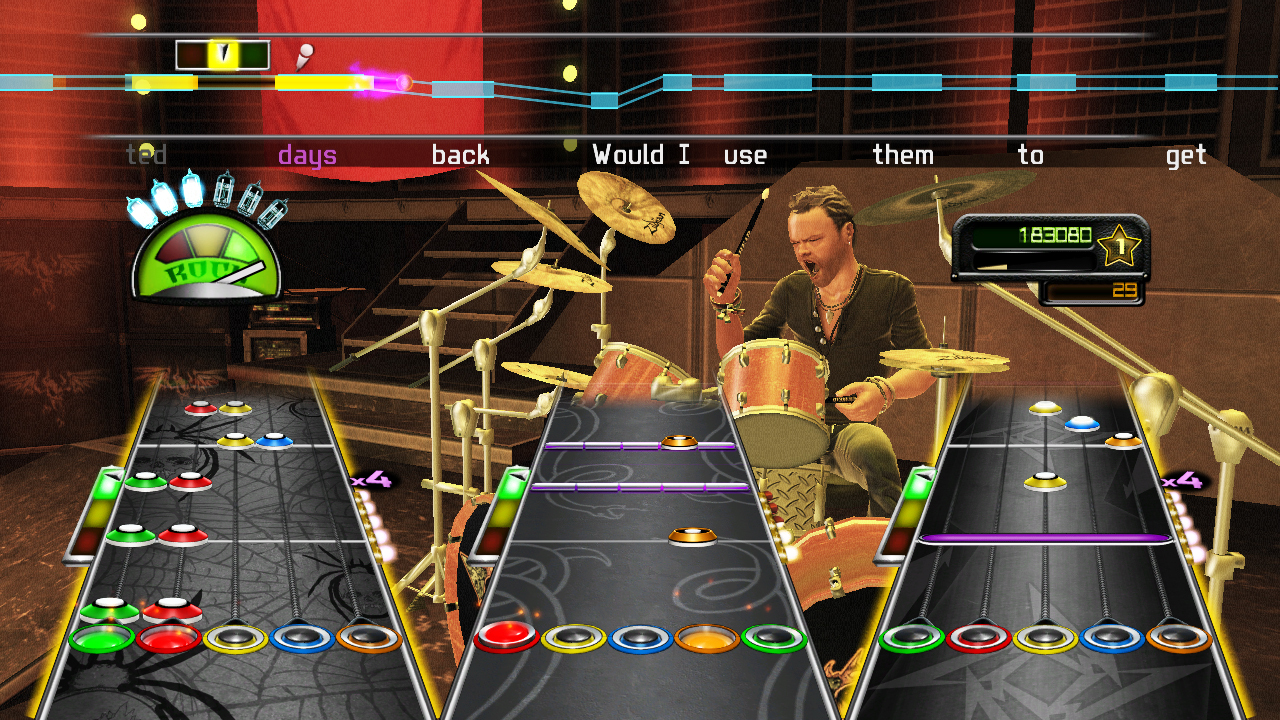 Guitar Hero : Metallica Xbox 360 | 7