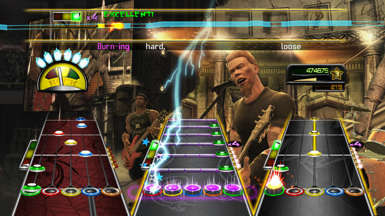 Guitar Hero : Metallica Xbox 360 | 8