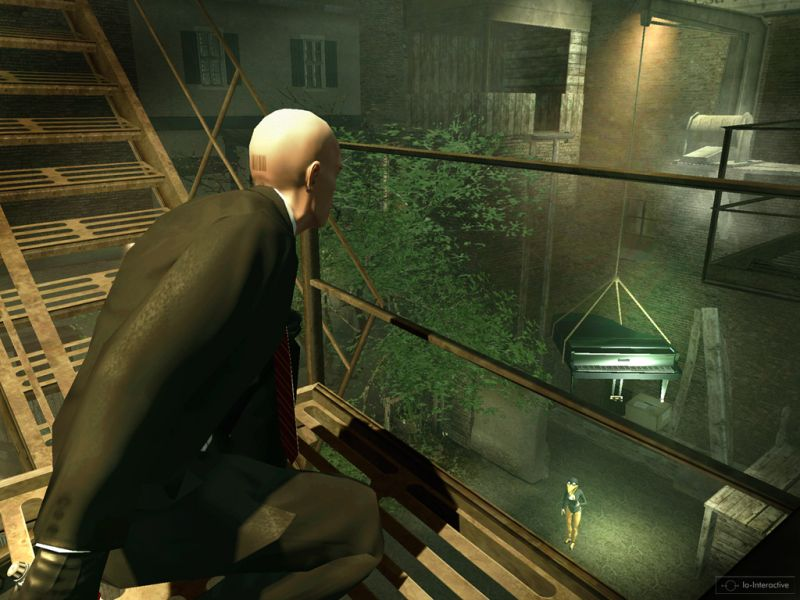 Hitman : Blood Money Playstation 2 | 12