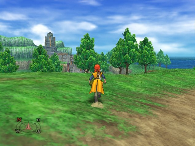 Dragon Quest VIII Playstation 2 | 23