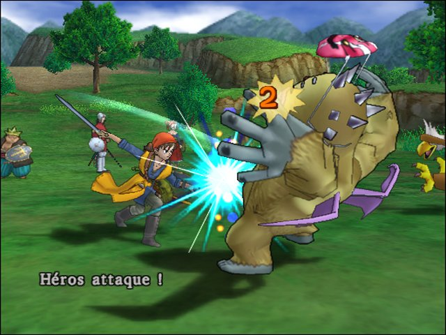Dragon Quest VIII Playstation 2 | 31