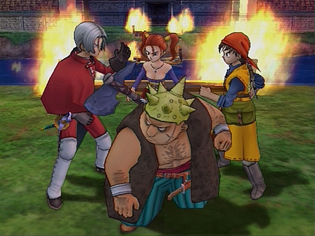 Dragon Quest VIII Playstation 2 | 36