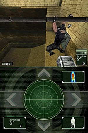 Splinter Cell Chaos Theory  Nintendo DS | 1