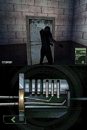 Splinter Cell Chaos Theory  Nintendo DS | 2