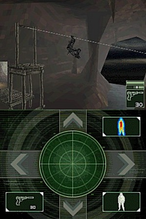 Splinter Cell Chaos Theory  Nintendo DS | 5