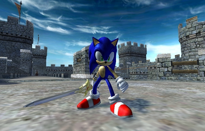 Sonic & the Black Knight WII | 4