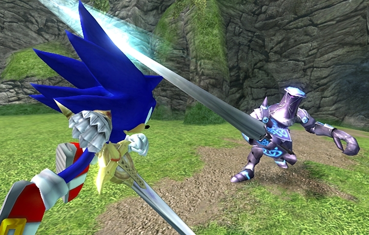 Sonic & the Black Knight WII | 5