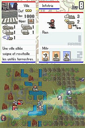 Advance Wars : Dual Strike Nintendo DS | 39
