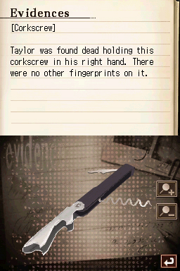 Unsolved Crimes Nintendo DS | 19