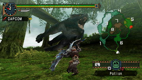 Monster Hunter Freedom Unite Playstation Portable | 1