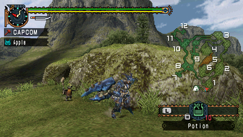 Monster Hunter Freedom Unite Playstation Portable | 3