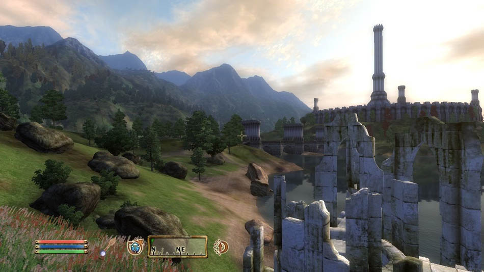 The Elder Scrolls IV : Oblivion Game of the Year Playstation 3 | 1