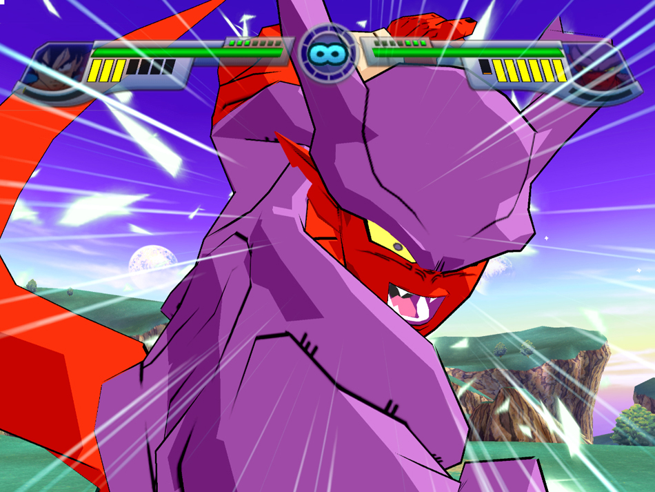 Dragon Ball Z : Infinite World Playstation 2 ( Image 6 sur 10 )