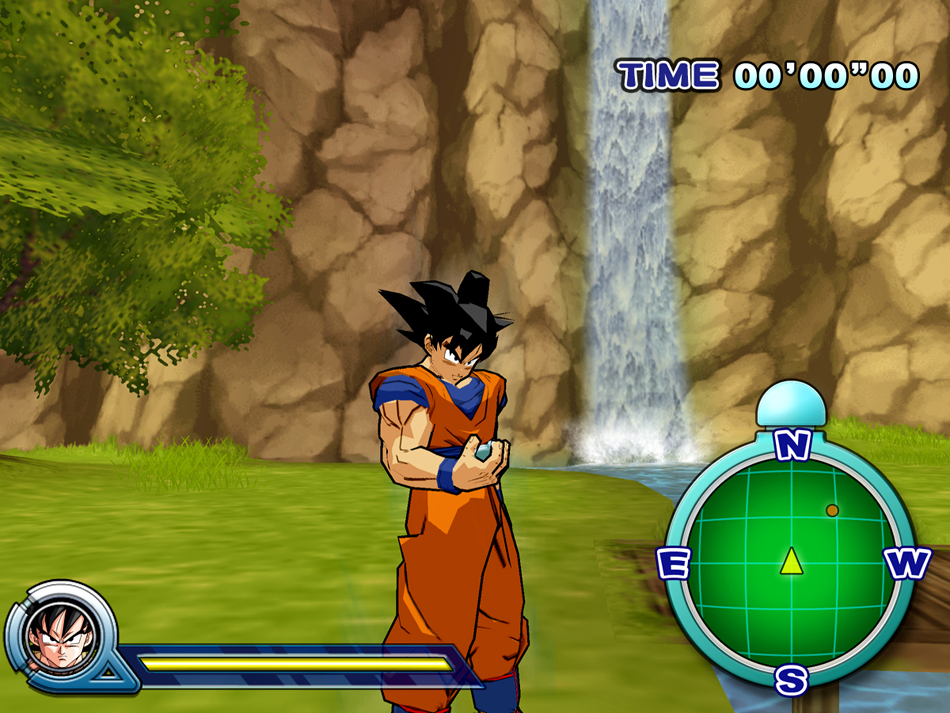 Image 7 de dragon ball z infinite world sur playstation 2 - Jeux info dragon ball z ...