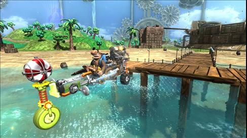 Banjo-Kazooie : Nuts and Bolts Xbox 360   1