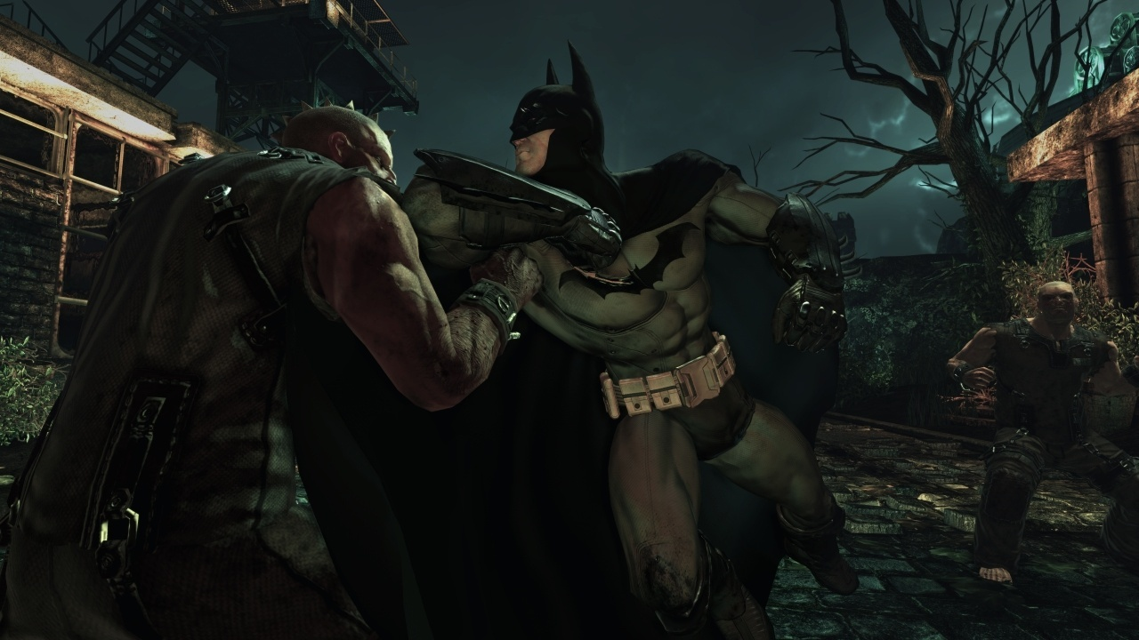 Batman : Arkham Asylum PC | 11