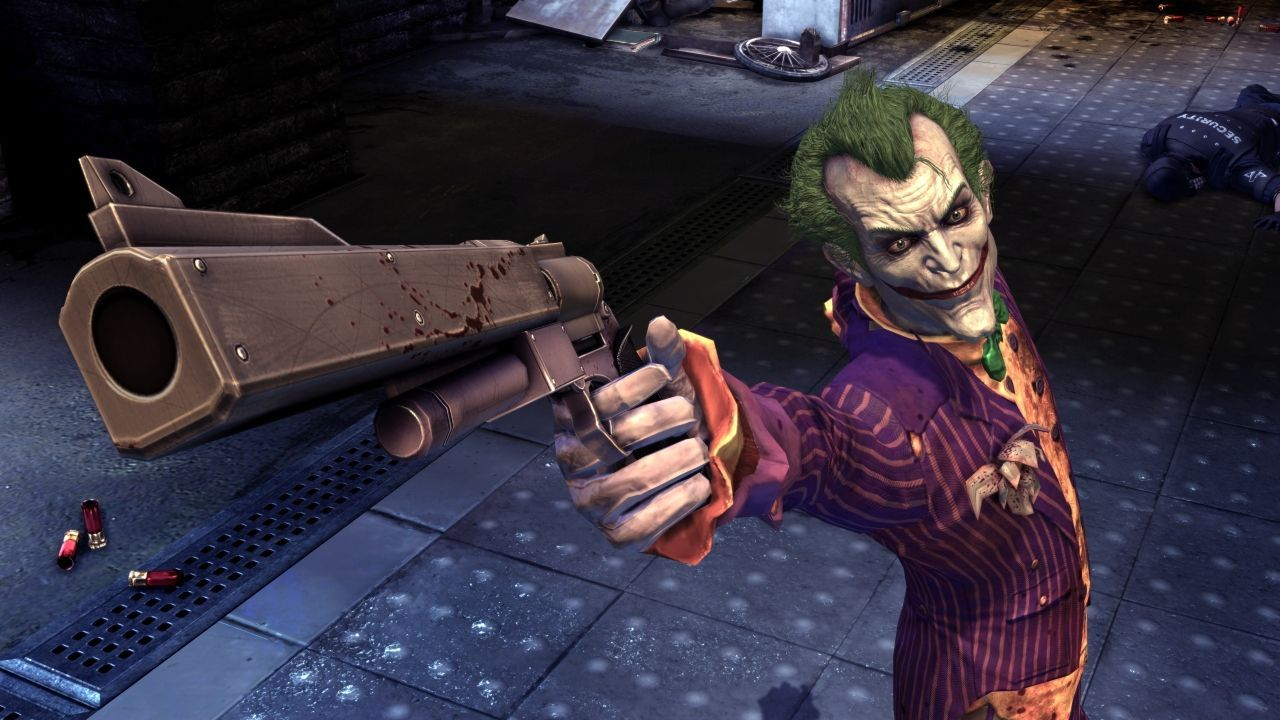 Batman : Arkham Asylum PC | 15