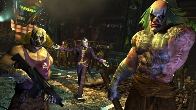 Batman : Arkham Asylum PC | 22