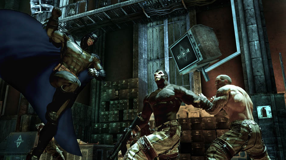 Batman : Arkham Asylum PC | 7