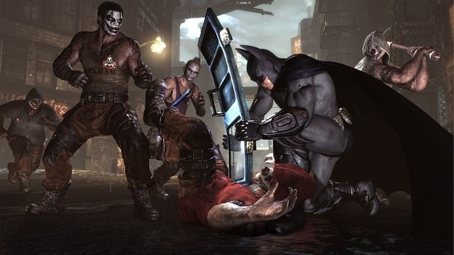 Batman : Arkham Asylum Playstation 3 | 24