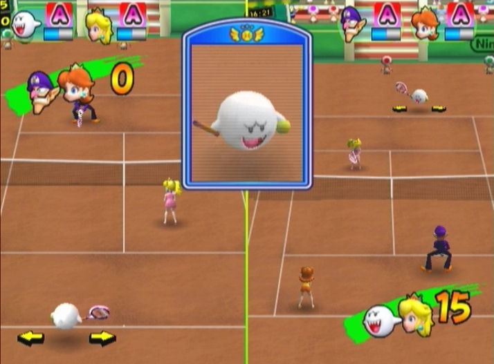 Mario Power Tennis WII | 31