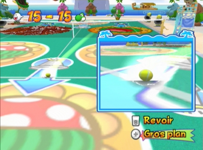 Mario Power Tennis WII | 34