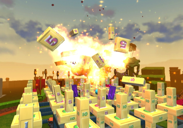 Boom Blox Bash Party WII | 6