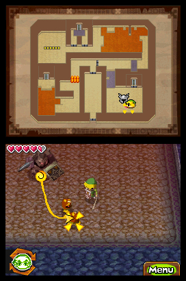 The Legend of Zelda : Spirit Tracks Nintendo DS | 10