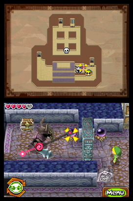 The Legend of Zelda : Spirit Tracks Nintendo DS | 3