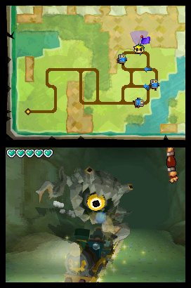 The Legend of Zelda : Spirit Tracks Nintendo DS | 7
