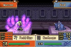 Fire Emblem : The Sacred Stones GameBoy Advance | 10