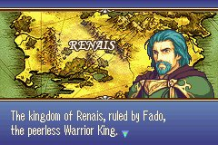 Fire Emblem : The Sacred Stones GameBoy Advance | 11