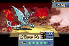 Fire Emblem : The Sacred Stones GameBoy Advance | 4