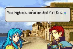 Fire Emblem : The Sacred Stones GameBoy Advance | 6