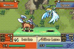 Fire Emblem : The Sacred Stones GameBoy Advance | 9