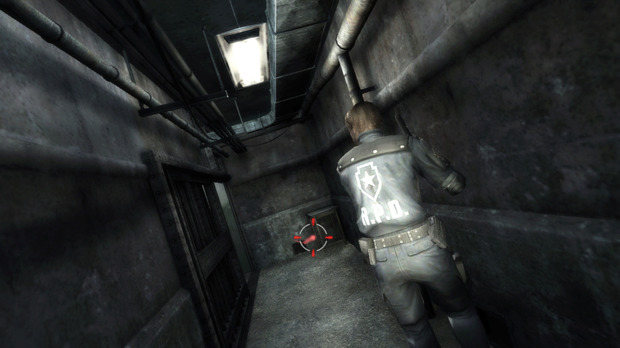 Resident Evil : The Darkside Chronicles WII | 13