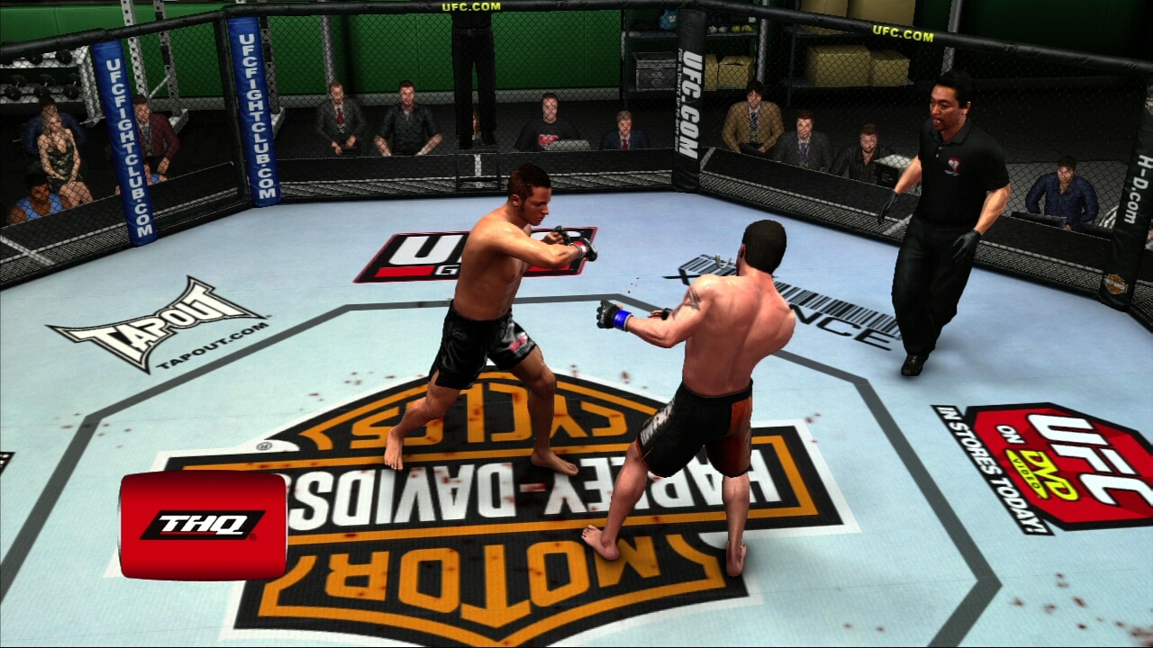 UFC 2009 Undisputed Playstation 3 | 1
